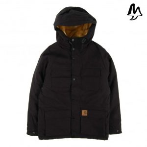 "Carhartt ""Mentley Jacket"" Black"