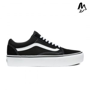 Vans OLD SKOOL Platform Black:White