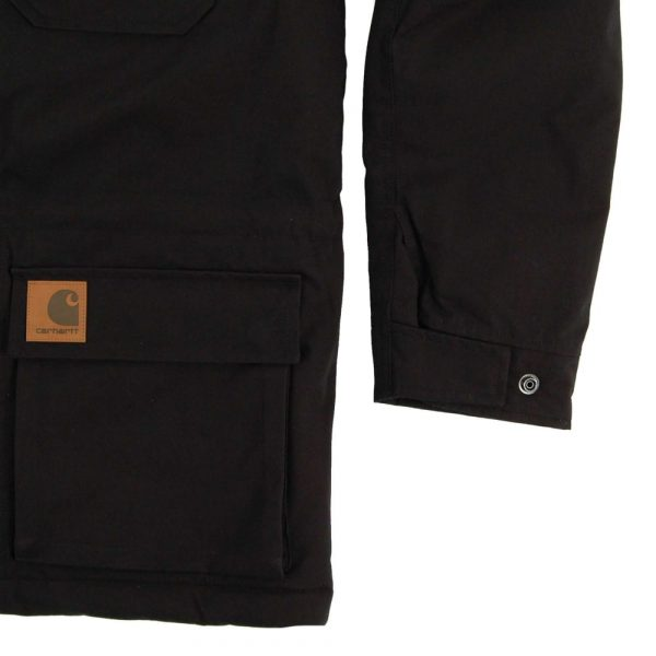 "Carhartt ""Mentley Jacket"" Black"