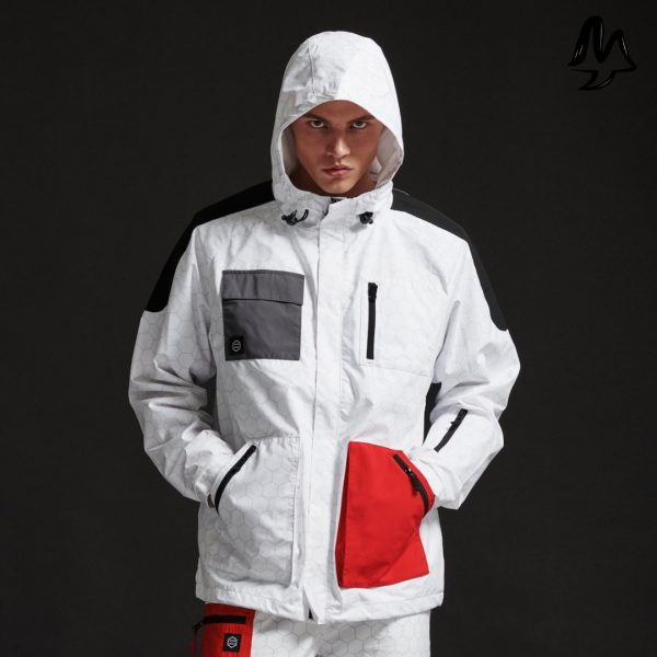Giacca Dolly Noire White Soldier Full Zip
