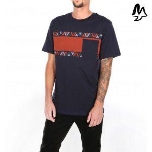 IRIEDAILY Monte Noe Pocket T-shirt