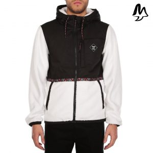 IRIEDAILY On Top Hood Jacket (Wht)
