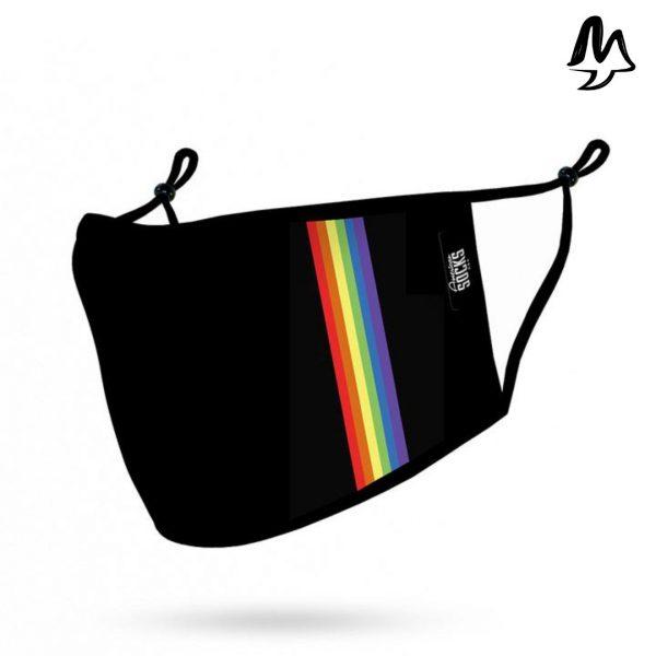 Mascherina American Socks RAINBOW