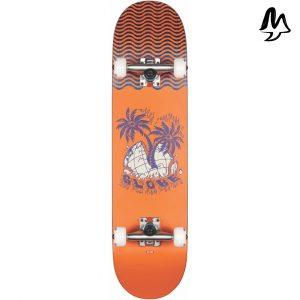 """Skateboard Completo G1 Orange 7.875"""""""