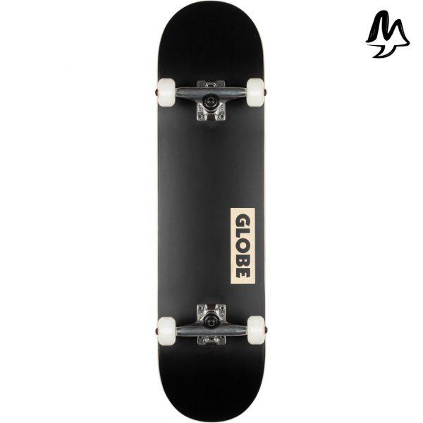 """Skateboard Completo Goodstock Nero 8.125"""""""