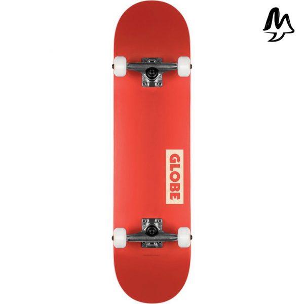 """Skateboard Completo Goodstock Rosso 7.75"""""""