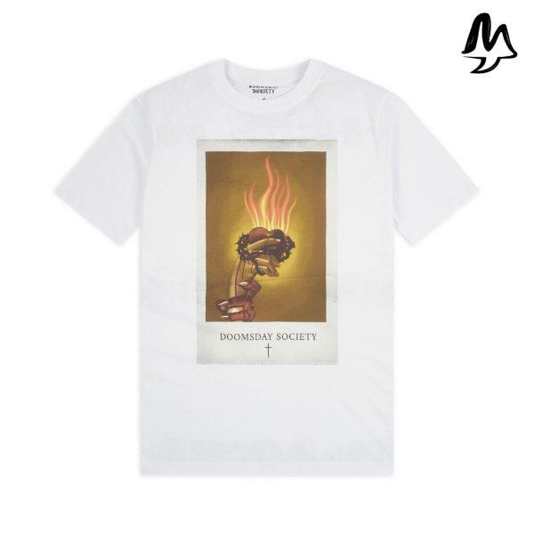 T-Shirt DOOMSDAY SOCIETY Holy Heart