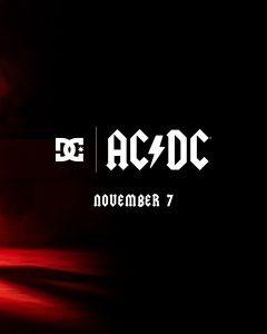 DC Shoes X AC/DC Court Graffik