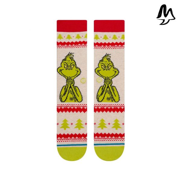 Calze STANCE x THE GRINCH