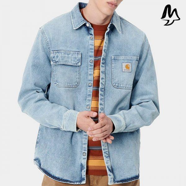 Camicia di jeans CARHARTT Salinac Shirt