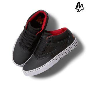 Dc Shoes x AC/DC Kalis Vulc Mid
