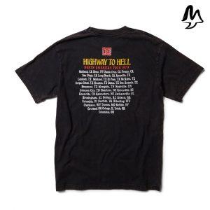 Dc Shoes x AC/DC T-Shirt HTH