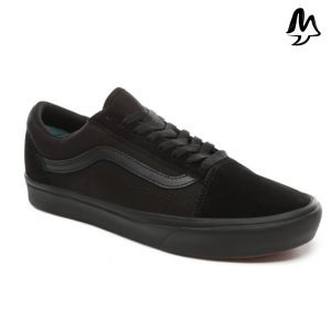 "Vans ""OLD SKOOL"" ComfyCush Total Black"