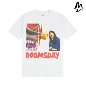 T-Shirt DOOMSDAY SOCIETY Sharking (SHINING)