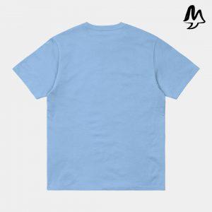 T-Shirt CARHARTT Poket Tee (wave)