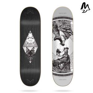 "Tavola Skateboard SOVRN Geri & Freki 8.125"""