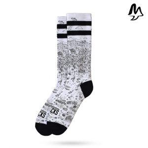 Calze American Socks BARCELONETA