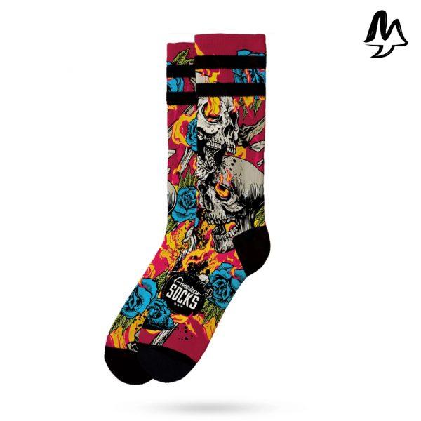Calze American Socks FIREBALL
