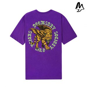 T-Shirt DOOMSDAY SOCIETY TIGER