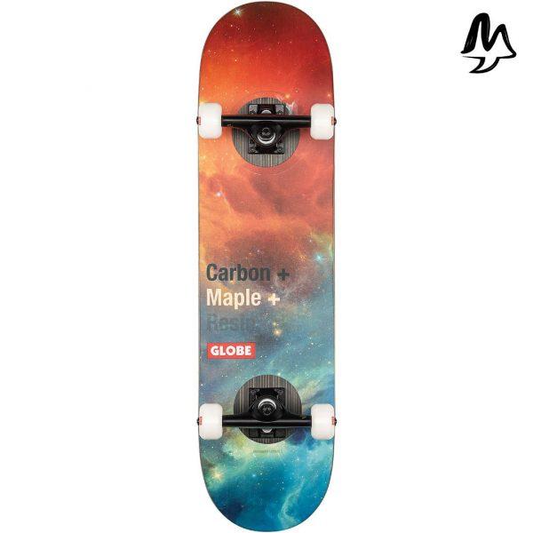 "Skateboard Completo G3 8.125"" Carbonio"