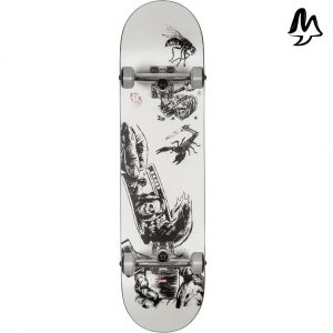 Skateboard Completo G1 Hard Luck 8""