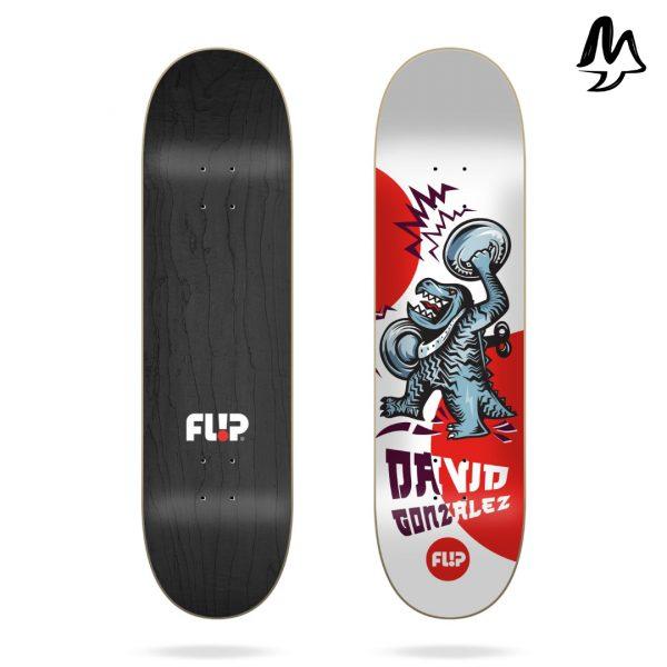 "Tavola Skateboard FLIP GonzalezTin Toy 8.0"""