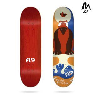 "Tavola Skateboard FLIP Gonzalez Kaja 8.0"""