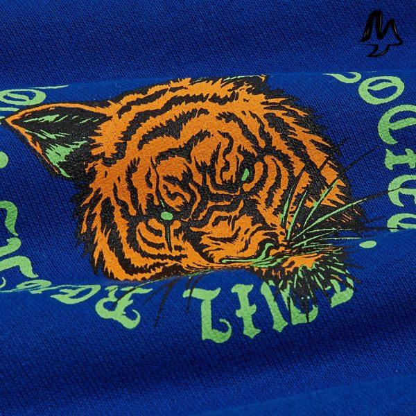 Felpa DOOMSDAY SOCIETY Tiger