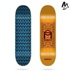 "Tavola Skateboard SK8MAFIA Sarmiento 7.75"""