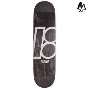 "Tavola Skateboard PLAN B Team Strain 7.75"" x 31.6"""