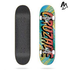 Skateboard Completo Cruzade LSD 8.25
