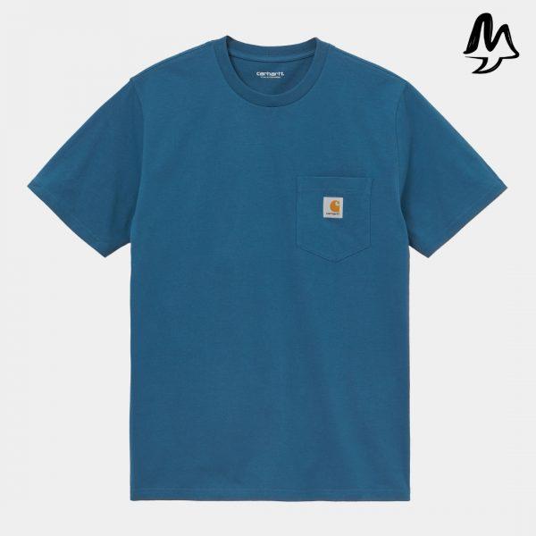 T-Shirt CARHARTT Poket Tee (Shore)