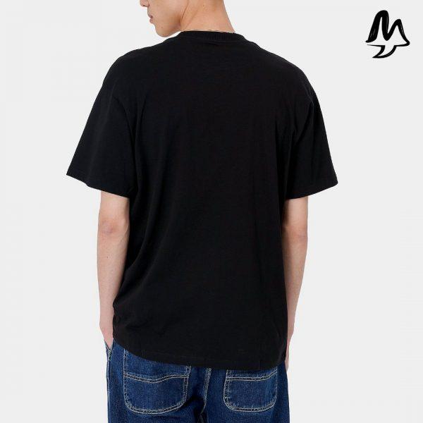 T-Shirt CARHARTT Script (BLK)
