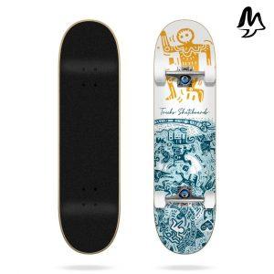 """Skateboard Completo Tribal 7.75"""" x 31.60"""""""