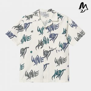 Camicia maniche corte CARHARTT Heat Wave