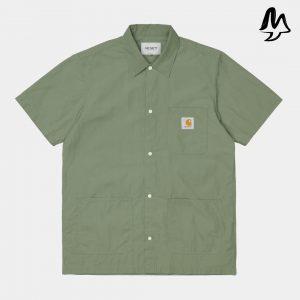 Camicia maniche corte CARHARTT Creek Shirt