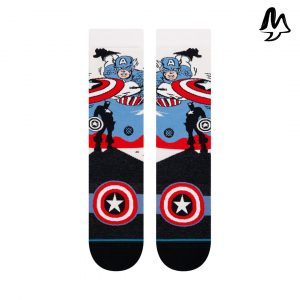 Calze STANCE x CAPTAIN AMERICA