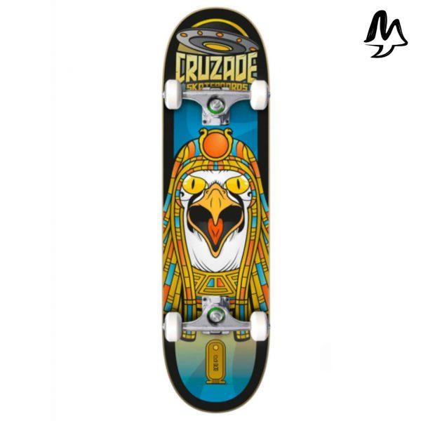 """Skateboard Completo Cruzade CONSPIRACY RA 8"""""""