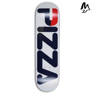 Tavola Pizza Skateboard Fizza Deck