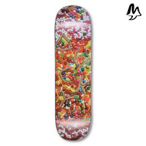 Tavola Pizza Skateboard Ducky Candy Deck