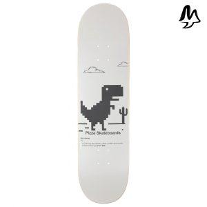 Tavola Pizza Skateboard x Free Wifi Deck