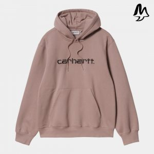CARHARTT Felpa Hooded Hearty Pink