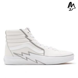 "Vans ""SK8-HI"" BOLT WHITE"