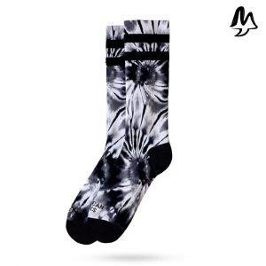 Calze American Socks MONOCHROME TIE DYE