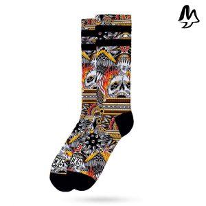 Calze American Socks EAGLE OF FIRE