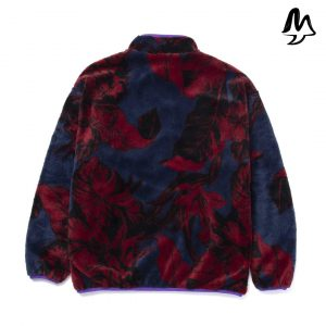 Giacca HUF Sativa Floral (NVY)