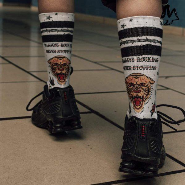 Calze American Socks ALWAYS ROCKING